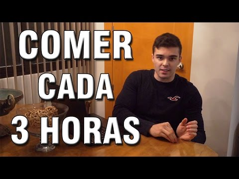 COMER CADA 3 HORAS (LA VERDAD)