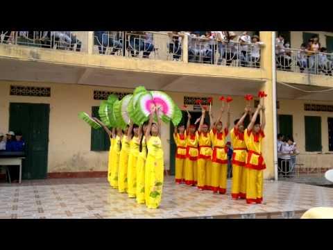 Múa Dân Nước Nam - 10A THPT Kinh Môn
