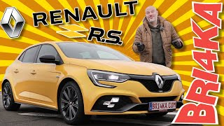 RENAULT MEGANE RS| 3GEN|  Test and Review | Bri4ka.com