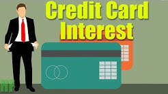 How Credit Card Interest Works (Credit Cards Part 2/3)