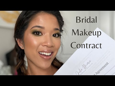 BRIDAL CONTRACTS: Why They Are Necessary & What To Put In Them