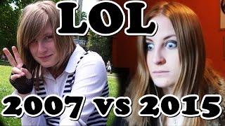Reakcióm régi képeimre, videóimra