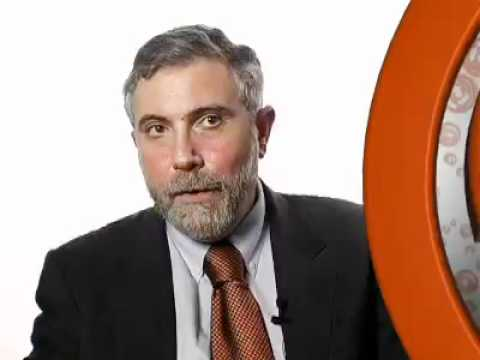 Paul Krugman on the Return of Depression Economics