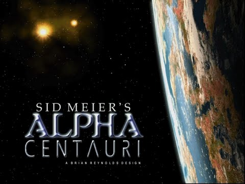Let's Play Sid Meier's Alpha Centauri - Part 1: Morgan Industries