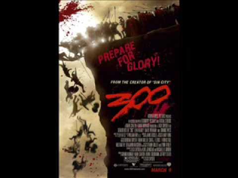 300 OST #22 - A God King Bleeds