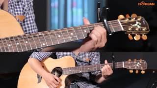 Hướng dẫn guitar : Bạn thân - V Music