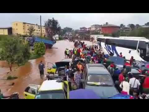 Climate Change: A Reality in Abakwa