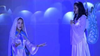 [HOẠT CẢNH GIÁNG SINH 2015 GXHP] - Thiên Thần Truyền Tin cho Đức Maria