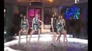 "EUROVISION 2009 - Elena Ghorghe - ""Balkan Girls"" Parody by Divertis & Dalma ( C ..."