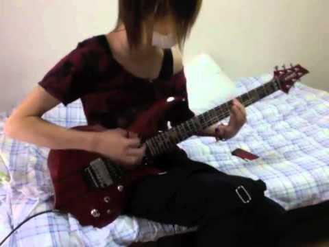【DELUHI】s[K]ape:goat【guitar Cover】