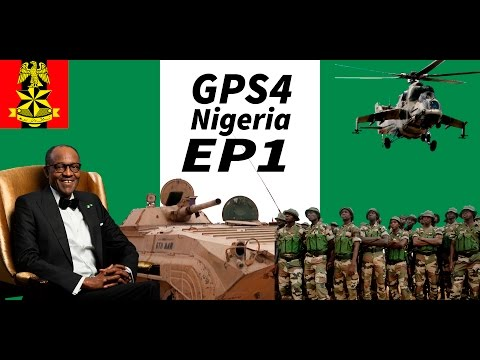 Geopolitical simulator Power & Revolution 4 ~ Nigeria - Episode 1