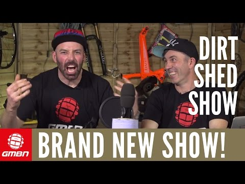 The Dirt Shed Show With Rob Warner & Martyn Ashton - Exclusive Preview
