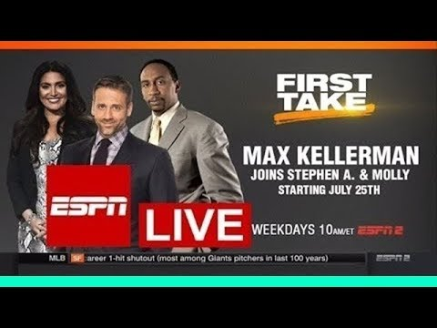 ESPN First Take Today 04/20/2018 LIVE | ESPN Live