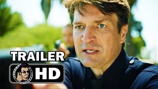 Download Video THE ROOKIE Official Trailer (HD) Nathan Fillion ABC Series MP3 3GP MP4