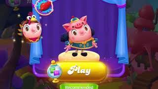 Let's Play - Candy Crush Friends Saga iOS (Level 1951 - 1958) screenshot 1