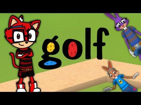 Toontown: Golf