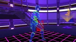 (Physics) - Racing Through Waves of Radiation [Oculus Go, GearVR]