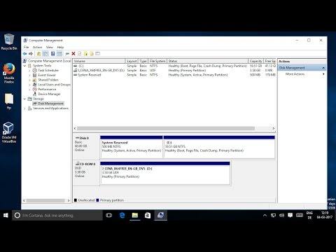 How to create Partition on Windows 10 | Partition Hard Drives
