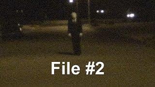Slenderman In Real Life File #2