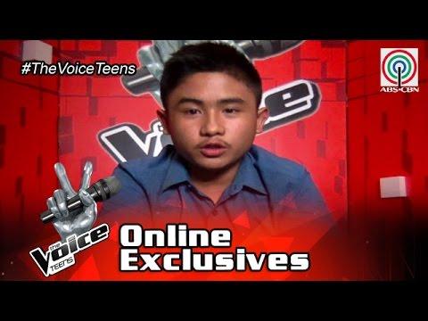 The Voice Teens Philippines Kalma Cover: Huwag Ka Lang Mawawala - Daryl Sevillejo