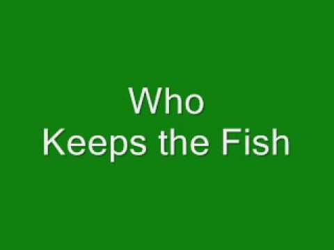 Who Keeps The Fish Puzzle