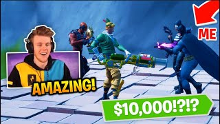 HOW I WON LACHLAN'S $10,000 FORTNITE FASHION SHOW! (Qualifiers)