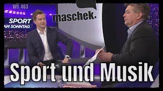 Maschek – Sport und Musik