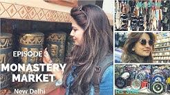Monastery Market, Delhi | Cheap Shopping Of Leather Jackets, G- Shock, Sweaters| Ladakh Vihar