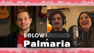THE BEGINNINGS, LOCKDOWN AND NEW MUSIC RELEASES - Below the Surface talks to Palmaria (FKA M w S)
