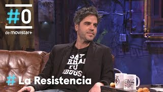 "LA RESISTENCIA - Ernesto Sevilla dice ""Say perhaps to drugs"" 
