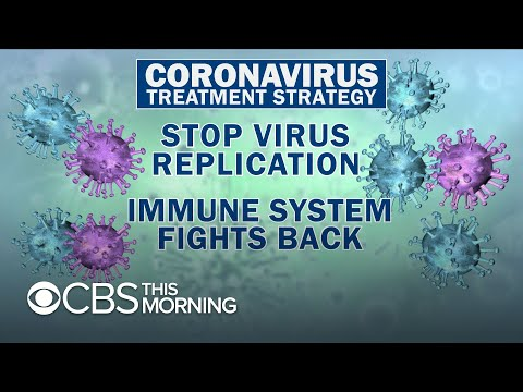 Scientists Look To HIV Medications For Coronavirus Treatment