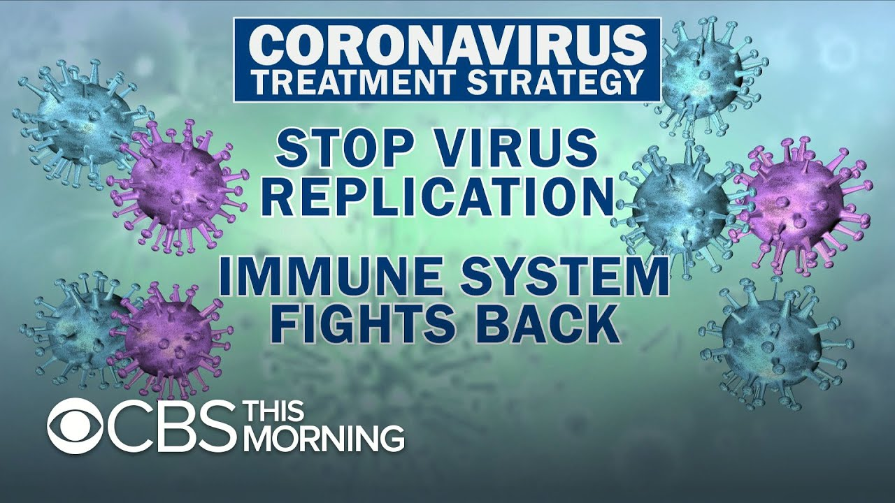 HIV drugs are being used as part of coronavirus treatment