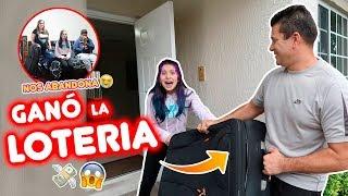 SE VA DE LA CASA!! MI PAPÁ NOS ABANDONA! | Leyla Star 💫