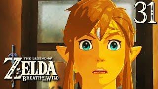 Zelda Breath of the Wild #31 : LE CIMETIÈRE DES GARDIENS !