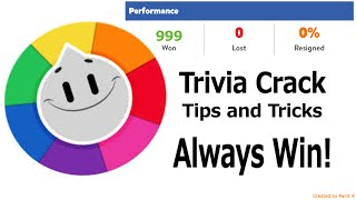 Trivia Crack iOS App | Tips and Tricks to Always Win!