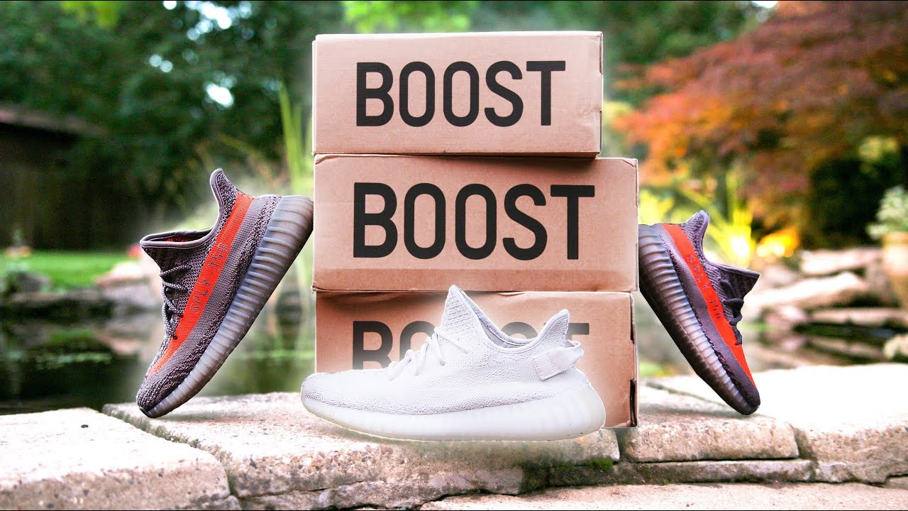 d6cf7bf5f REAL vs FAKE YEEZY 350 BOOST!!! (the best fake yeezy s) - YouTube