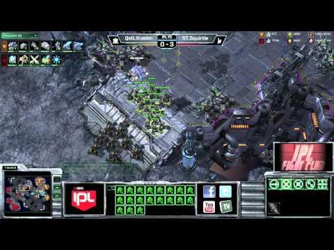 Squirtle vs Illusion - Game 4 - FC27 - StarCraft 2
