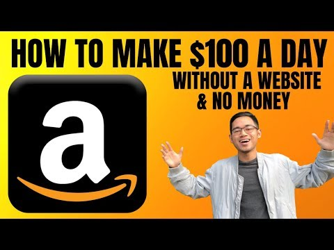 How to Make Money Online Affiliate Marketing Without a Website and No Money 2019 - Amazon Affiliate