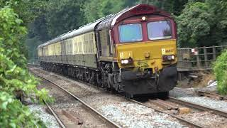 66037 Torbay Express Return ECS Bradford on Avon 30 07 18