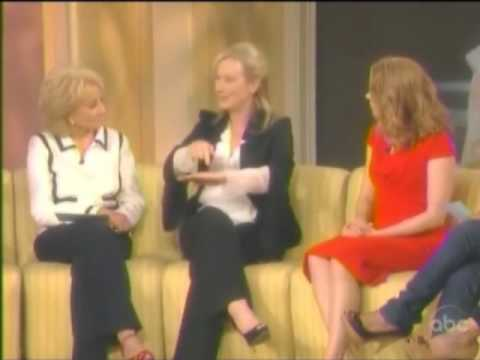 The View: Meryl Streep - Amy Adams - Nora Ephron Part 1 of 2
