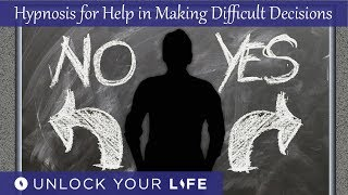 Hypnosis for Making Difficult Decisions and Resolving Inner Conflict Parts Therapy