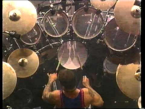 Sepultura Live Arise/Dead Embryonic Cells Pinkpop 1996