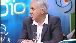 Anecdotas de Ruggeri en SDF 2010