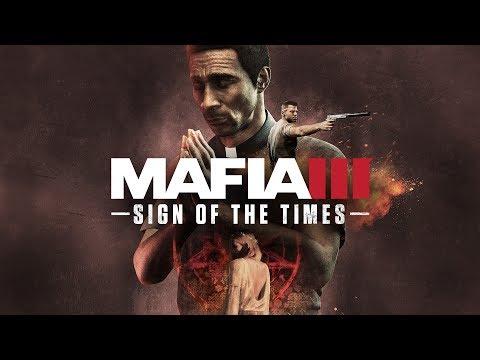 MAFIA 3: Sign of the Times All Cutscenes (Game Movie) 1080p HD