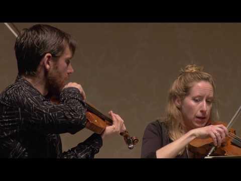 Jörg Widmann Quartet No 3 'Hunt'