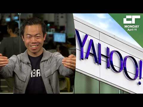 Daily Mail Preps Yahoo Bid | Crunch Report
