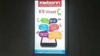 Karbonn K9 Viraat Google Account Verification FRP Reset Gmail