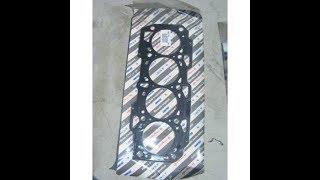 Montage moteur fiat uno 6-remplacement joint culasse et les joints latéreaux du culasse