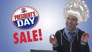 Top 5  Presidents Day Deals 2018 - Matt Granite The Deal Guy