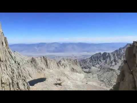 Arturo's Magical Mt Whitney Climb